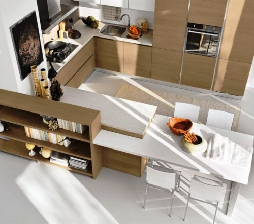 Ergonomic-White-Kitchen-Design-590x442
