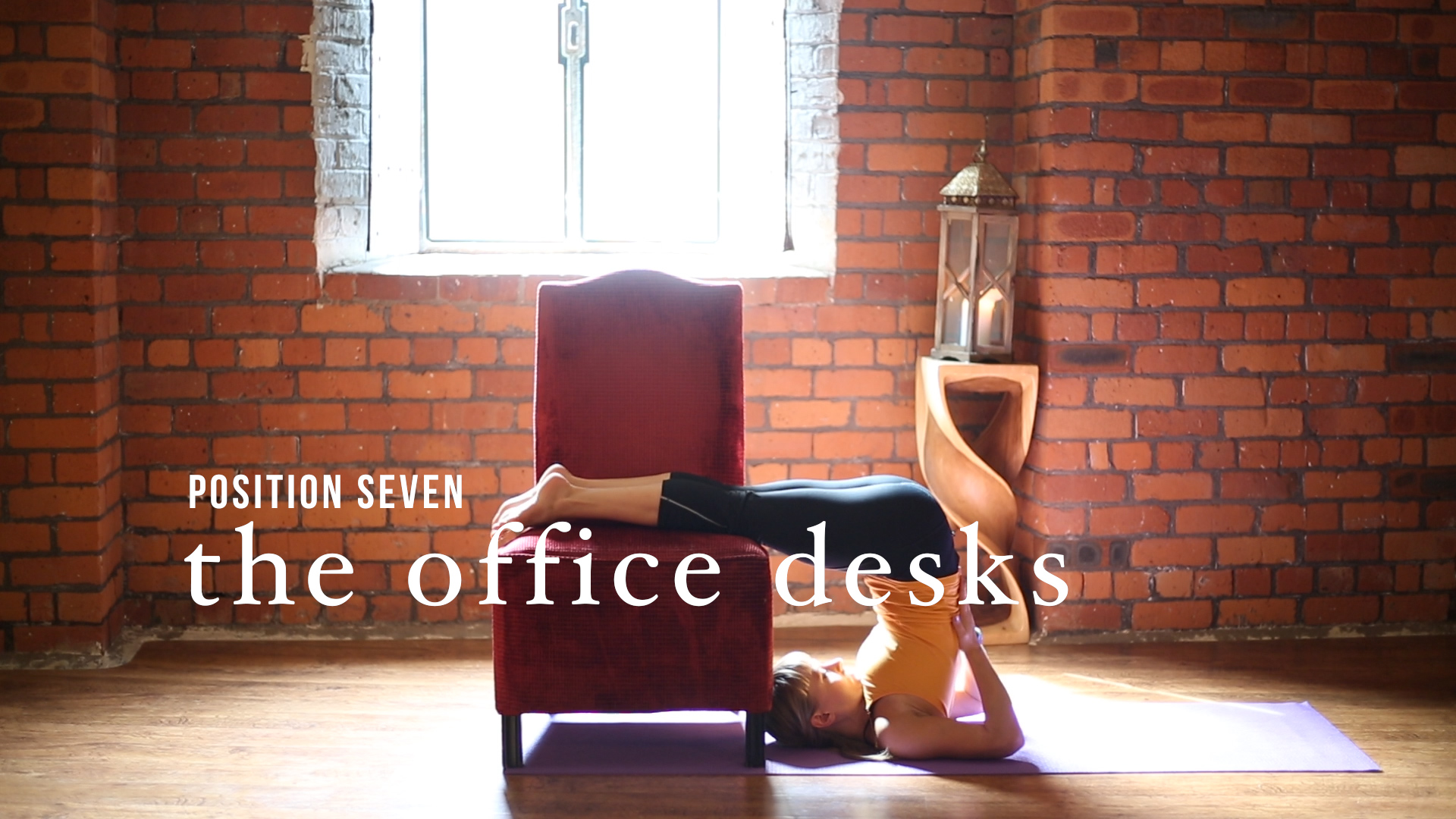 """the office desk"""